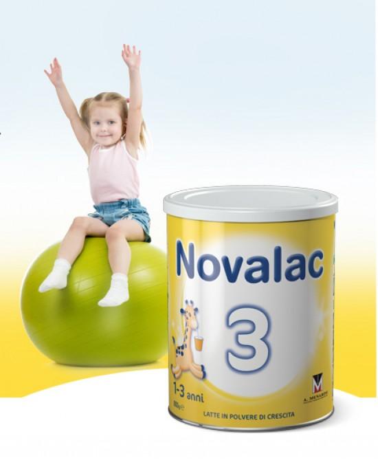 Novalac 3 800g - Farmaci.me