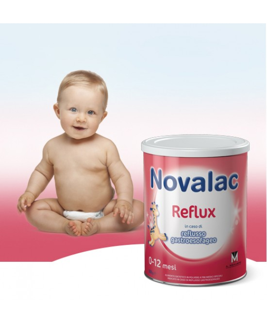Novalac Reflux 800g - Farmafamily.it