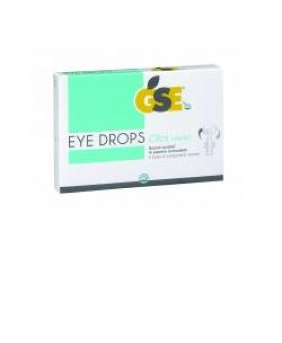 GSE Eye Drops Click Gocce 5 ml - Farmalilla