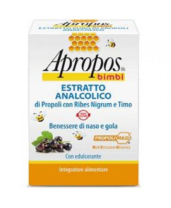 Apropos Estratto Analcolico di Propoli Junior 50 ml