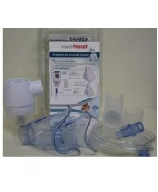 Medipresteril Kit Nebul Adapta -