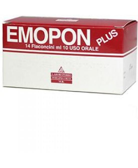 Emopon Plus Integratore 14 Flaconcini