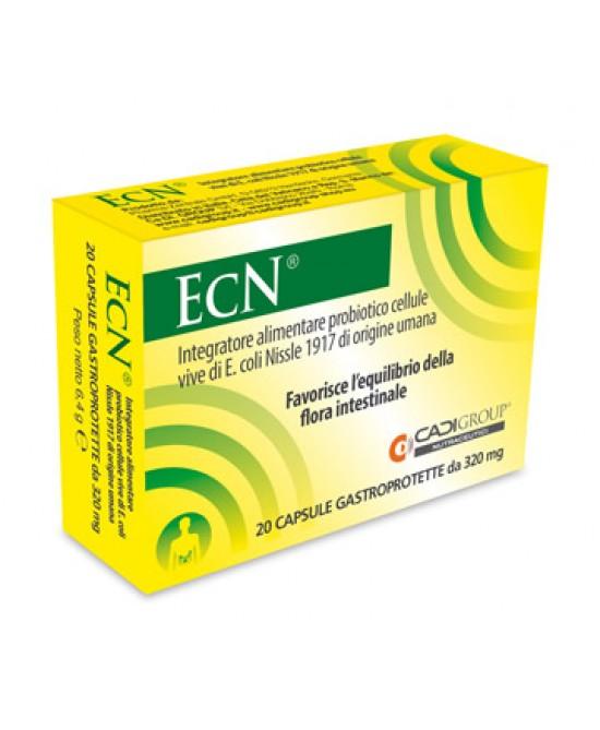 Cadi Group Ecn Integratore Alimentare 20 Capsule Gastroprotette - Farmastar.it