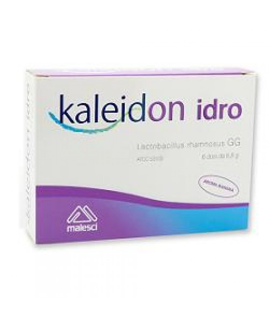 Kaleidon Idro 6 Bustine Doppie - farma-store.it