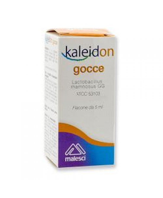 Kaleidon Probiotic Gocce Integratore Fermenti Lattici Vivi 5 ml