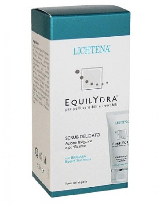 Lichtena Equilydra Scrub Delicato 50ml - Farmacento