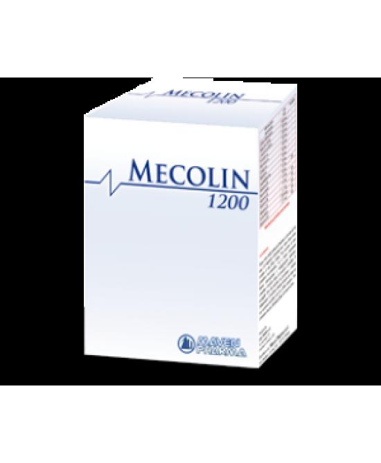 Mavin Pharma Mecolin 1200 10 Bustine - La farmacia digitale