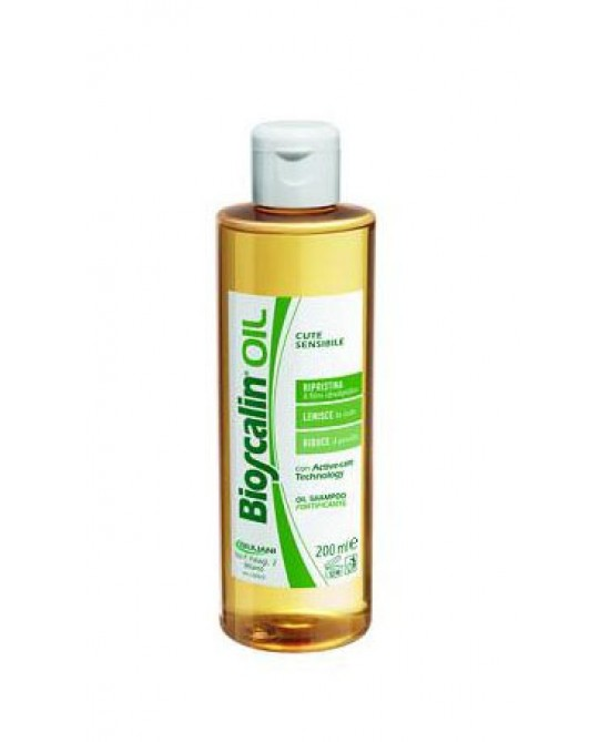 Giuliani Bioscalin Oil Shampoo Anticaduta 200ml - Farmafamily.it