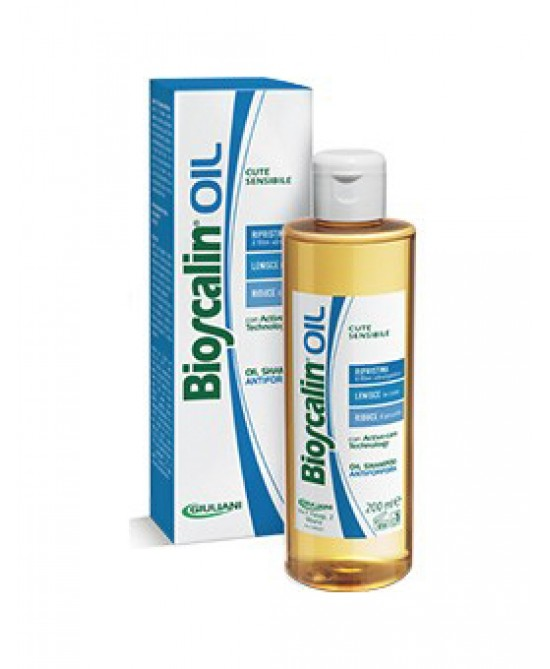 Giuliani Bioscalin Oil Shampoo Antiforfora 200ml - Farmafamily.it