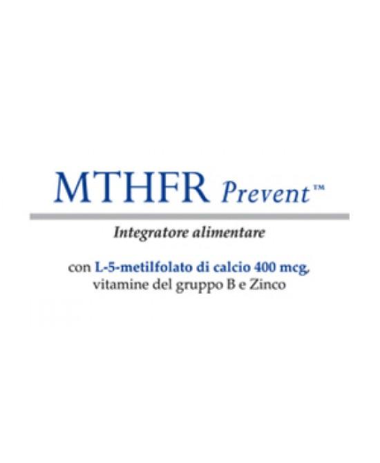 MTHFR Prevent Integratore 30 Compresse