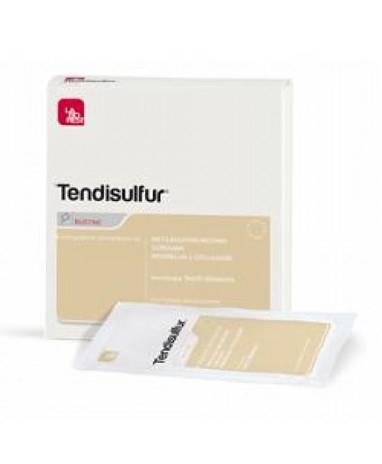 Tendisulfur 14bust 8g - Speedyfarma.it