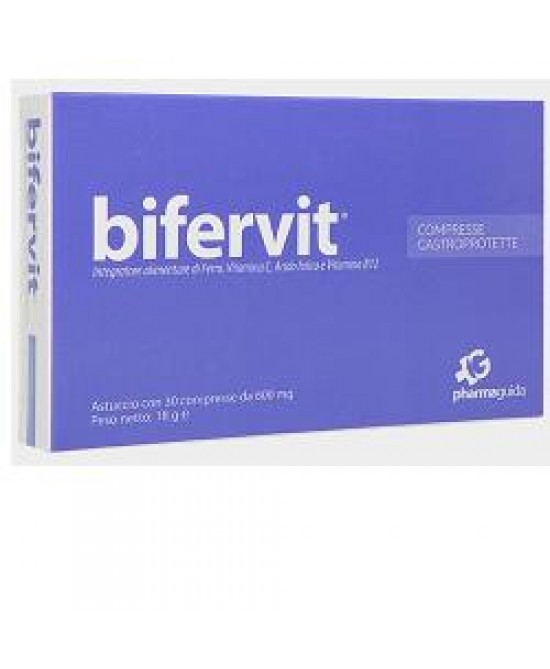 Bifervit 30cpr - Farmastar.it