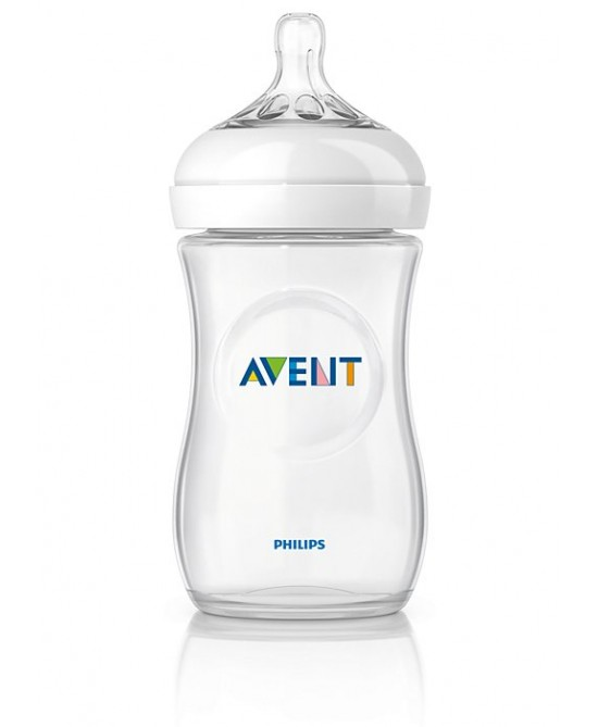 Philips Avent Biberon Natural 260ml - Zfarmacia