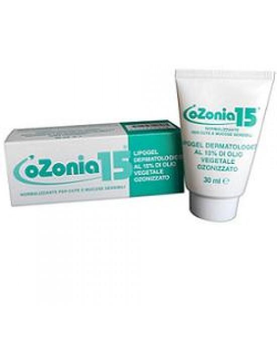 Ozonia 15 Lipogel Dermatologico all