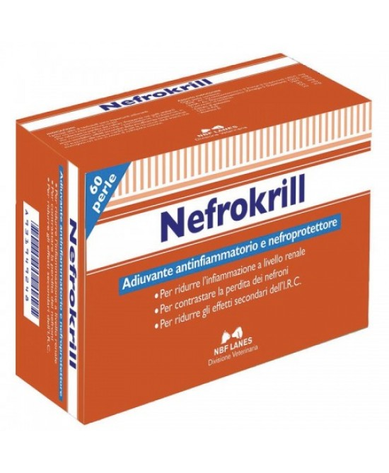 Nefrokrill Gatti 60 Perle - Farmapc.it