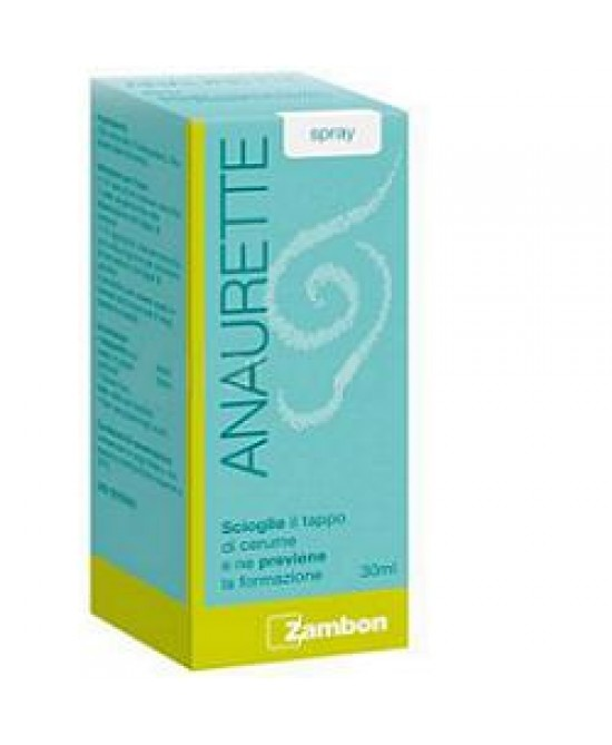 Anaurette Spray 30ml - Zfarmacia