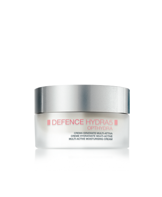 BIONIKE DEFENCE HYDRA 5 OPTHYDRA CREMA IDRATANTE NUTRIENTE 50 ML - Farmapage.it