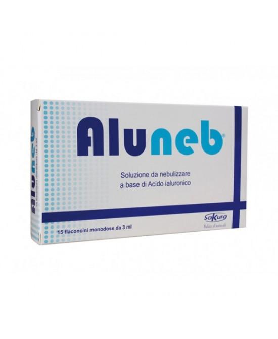 Aluneb Soluzione Nebulizzata Nasale 15 Flaconcini - Farmastar.it
