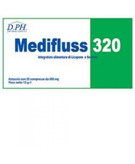 Medifluss 320 Integratore 20 Compresse