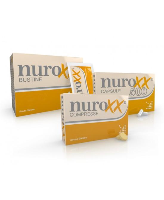 Nuroxx500 30cps - La farmacia digitale