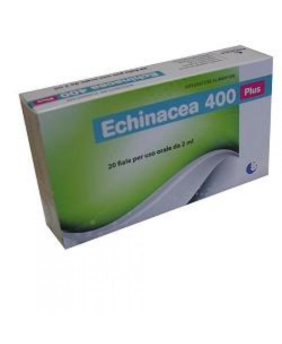 Echinacea 400 Plus 20f 2ml - FARMAPRIME