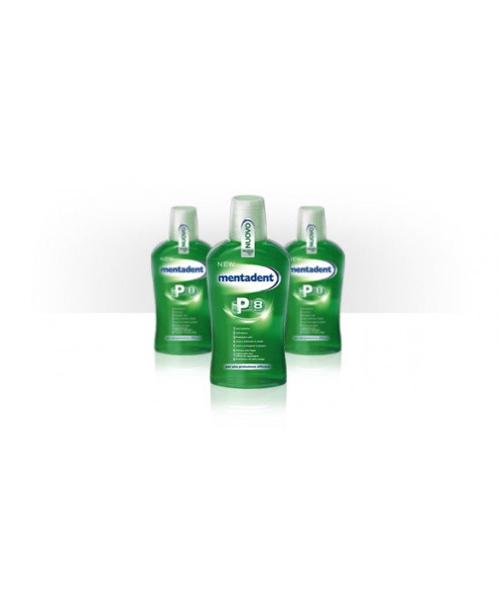 Mentadent P Collutorio 300ml -