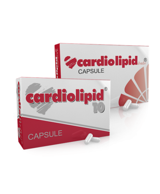 Shedir Pharma Cardiolipid 10 Integratore Alimentare 30 Capsule - Farmaconvenienza.it