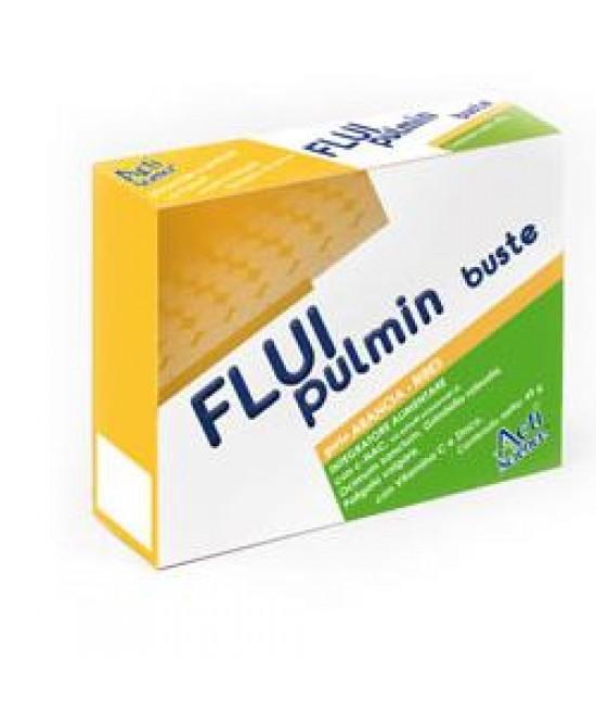 FluiPulmin Integratore Alimentare 12 Bustine
