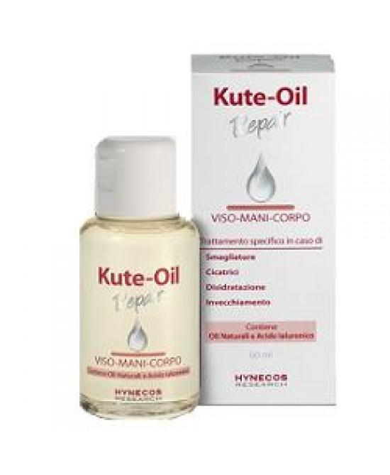 Pool Pharma Kute-Oil Repair 60 ml - latuafarmaciaonline.it