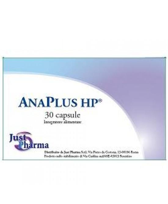 Anaplus Hp 30cps - Zfarmacia