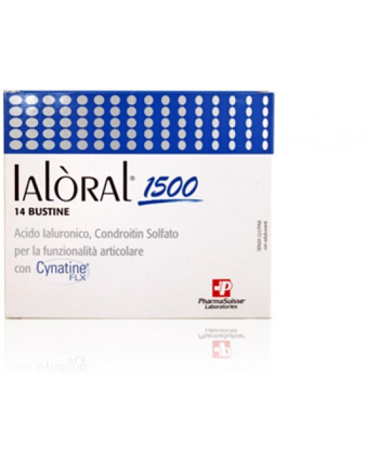 PharmaSuisse Ialòral 1500 Integratore Alimentare 14 Bustine - Farmaciaempatica.it