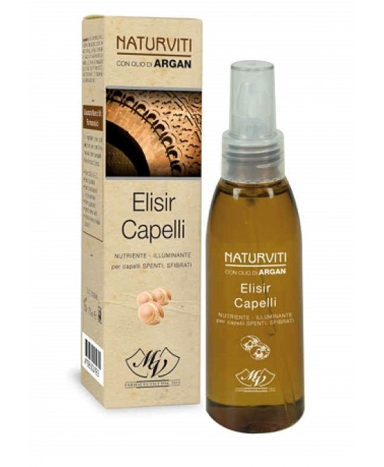 Elisir Capelli Argan 75ml - Farmaciaempatica.it
