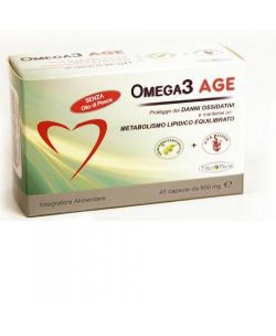 Omega 3 Age Integratore 45 Capsule 900 mg