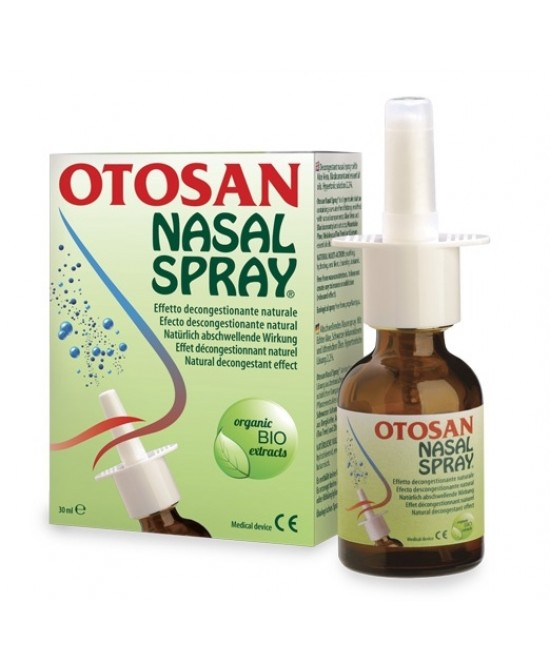 Otosan Nasal Spray 30ml - Farmastar.it