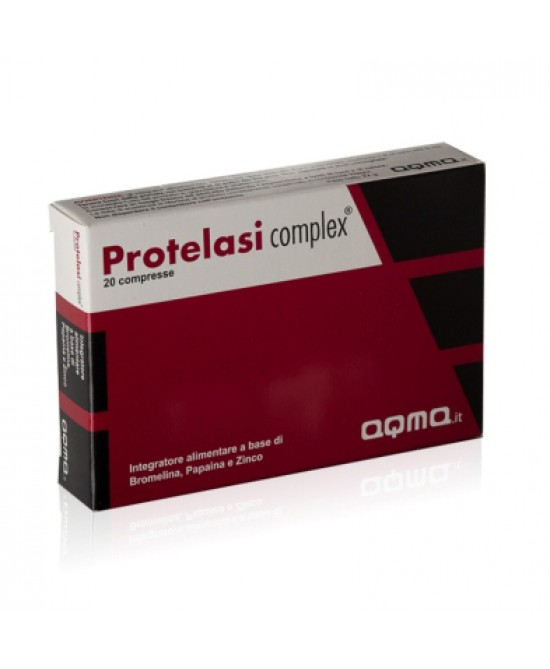 Protelasi Complex Integratore 20 Compresse - farmaventura.it