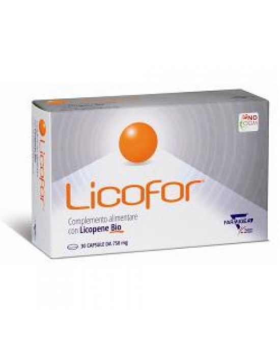 Licofor 30cps - La farmacia digitale