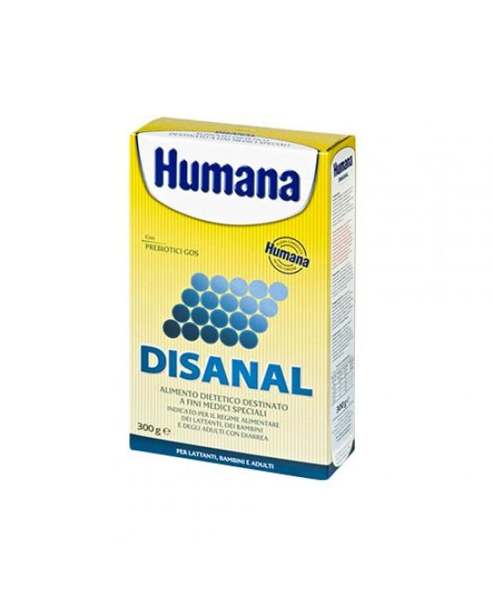 Humana Disanal Latte Anticolica Per Neonati Con Prebiotici GOS 300g - La farmacia digitale