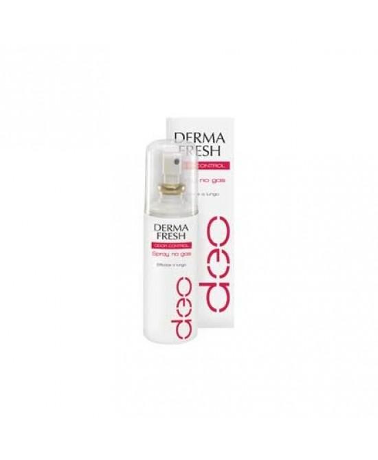 Dermafresh Odor Control Spray No Gas 100ml - farmaventura.it