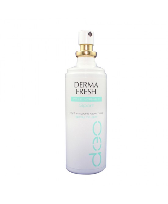 Dermafresh Deodorante Pelle Normale Sport 100ml - Farmaciasconti.it