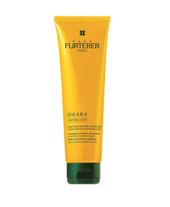 Rene Furterer Okara Active Light Maschera Attivatrice Di Luce 150ml - Farmacento
