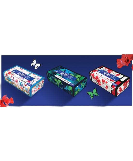 Tempo Fazzoletti Box Da 80 fazzoletti - Farmawing