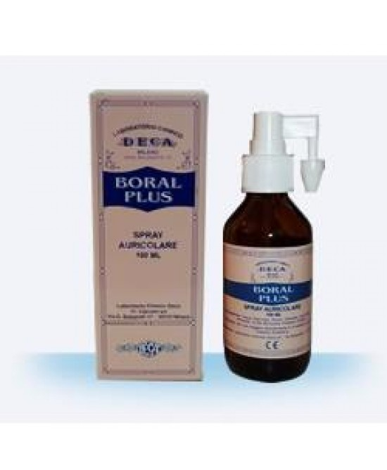 Boral Plus Spray 100ml - Zfarmacia
