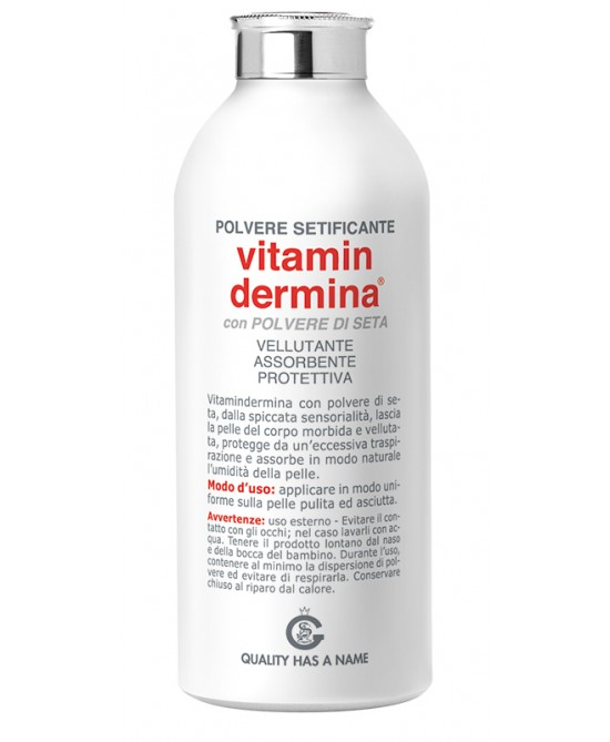 Vitamindermina Polvere Di Seta Protettiva 100g - latuafarmaciaonline.it