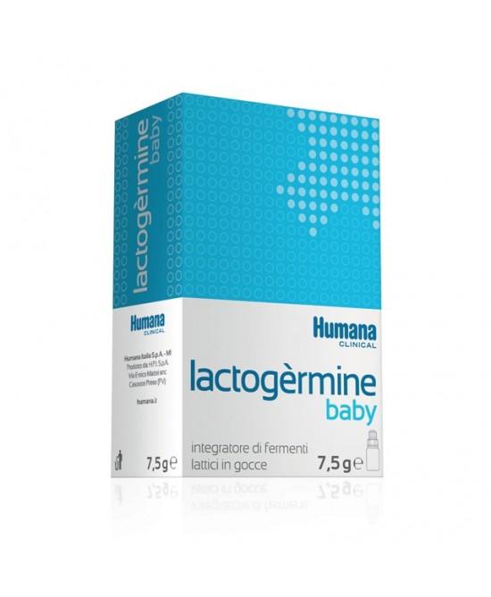 LACTOGERMINE BABY GOCCE 7,5G prezzi bassi