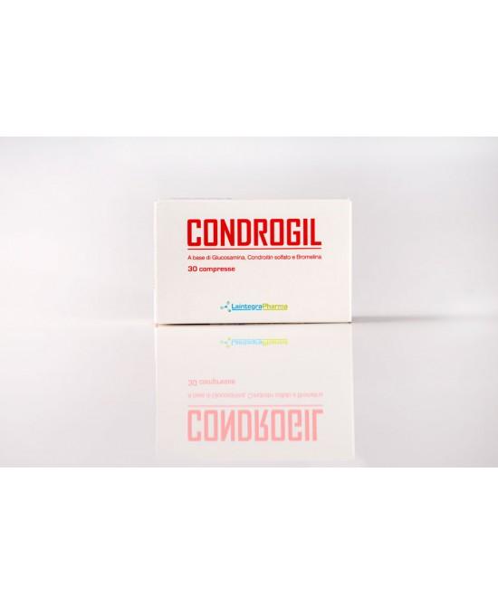 CONDROGIL 30 COMPRESSE 39 G - Farmacia Massaro