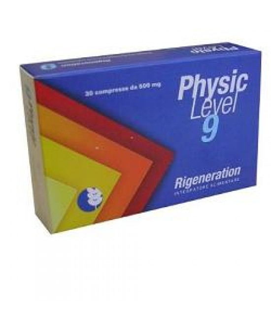 Physic Level 9 Rigeneration 15