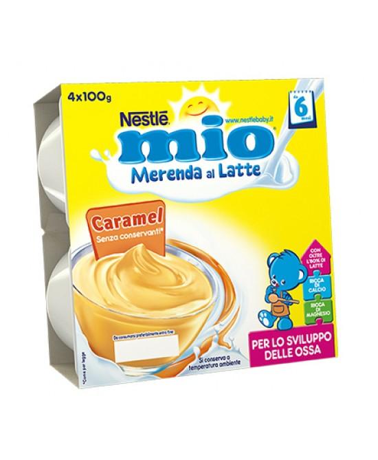 Nestlé Mio Merenda Caramel 4x100g