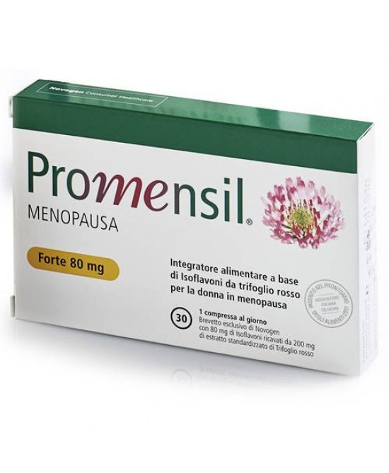 Named Promensil Forte Integratore Alimentare 30 Compresse - latuafarmaciaonline.it