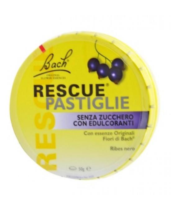 Rescue Pastiglie Ribes Nero Senza Zucchero 50Pastiglie - Farmacia 33