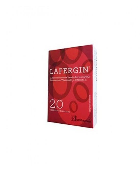 LAFERGIN 20CPR RIVESTITE prezzi bassi